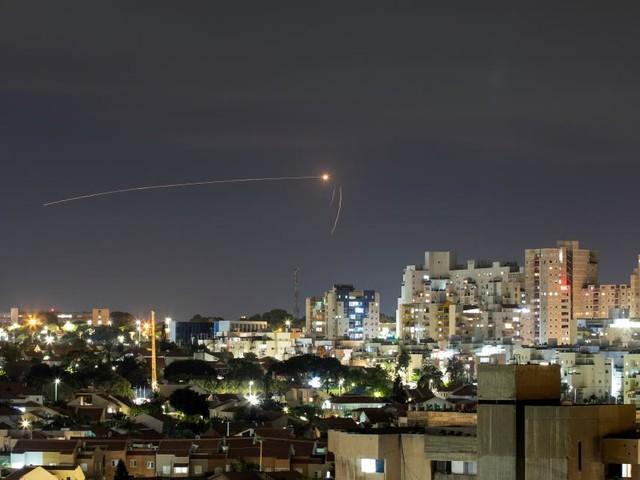 Erneut Raketenbeschuss: Israel antwortet mit Angriff auf Hamas