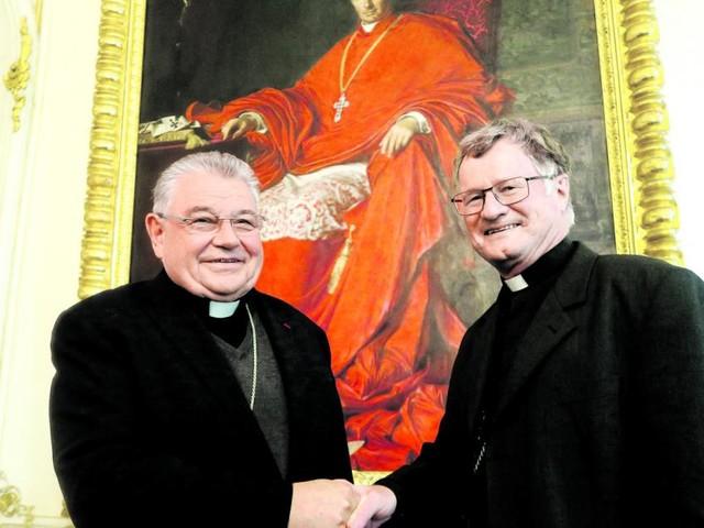 """Kirche Böhmens: """"Wir sind am Boden"""""""