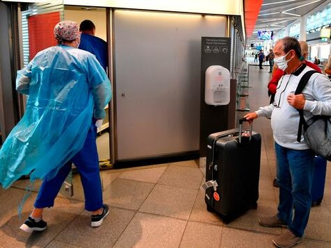 Ein Prozent der Reiserückkehrer an Flughäfen positiv auf Corona getestet