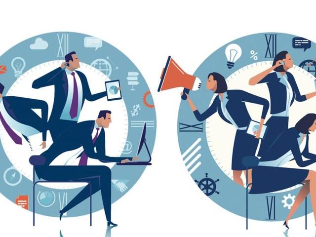 Mann oder Frau: Wer ist besser beim Multitasking?
