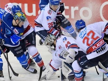 Eishockey: Viermal 2:1 in den Playoffs