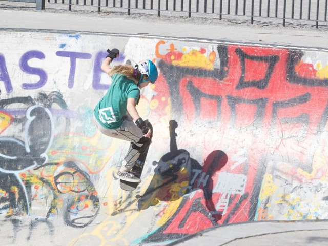 Imagewandel am Skateboard: Die Emanzipation der Asphaltsurfer