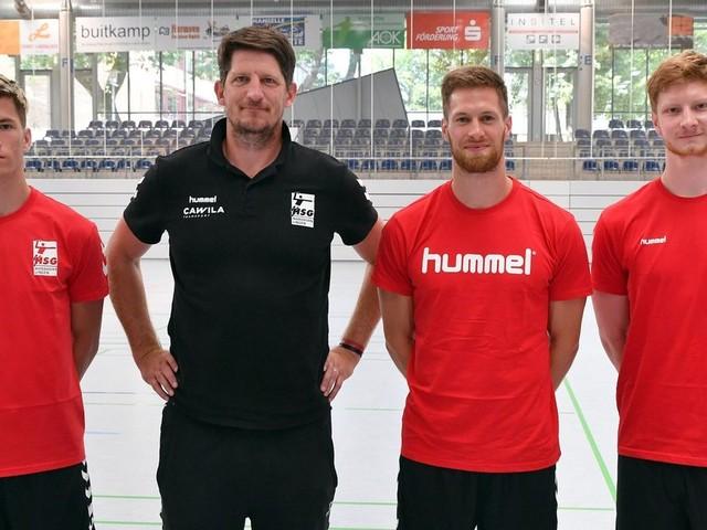 HSG Nordhorn-Lingen: Mittwoch erster Test gegen Dormagen