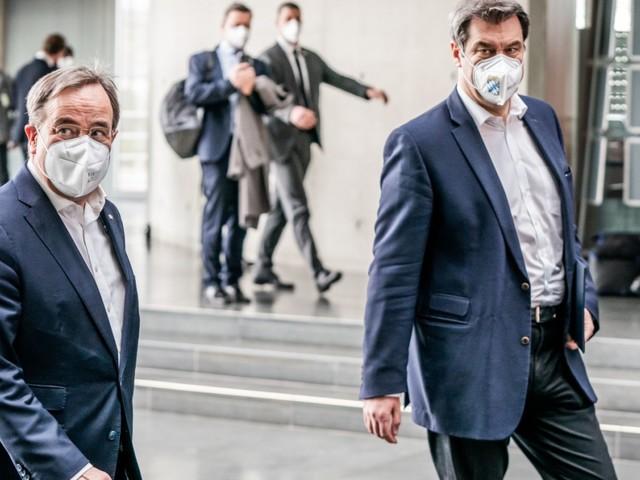 Bundestagswahl: CDU-Politiker fordern von CSU Geschlossenheit