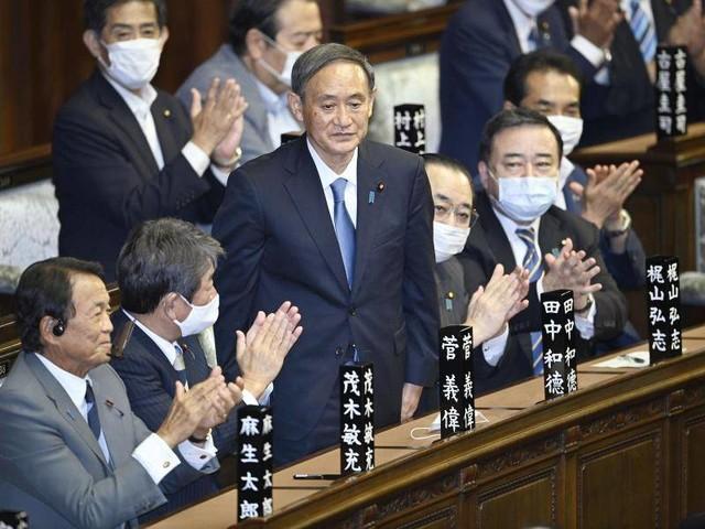 Kontinuität und Reformen: Suga ist neuer Regierungschef in Japan