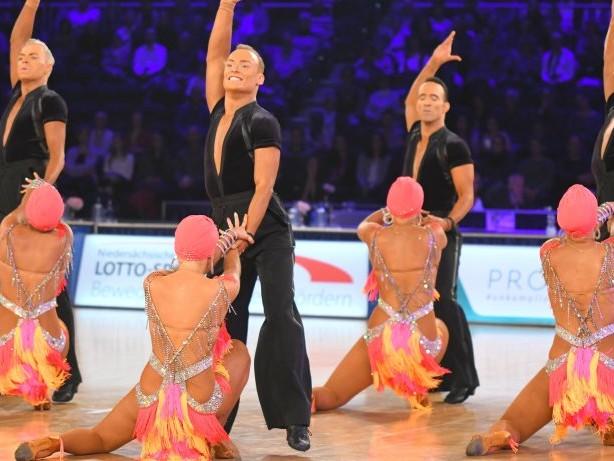 Tanzsport: Velberter Formation verpasst DM-Titel nur um Haaresbreite