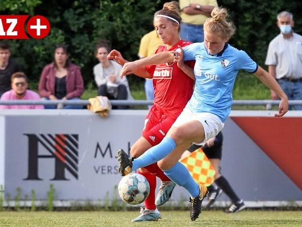 Frauenfußball - Regionalliga: VfL Bochum: Frauenteam verabschiedet Trainer Müller mit Sieg