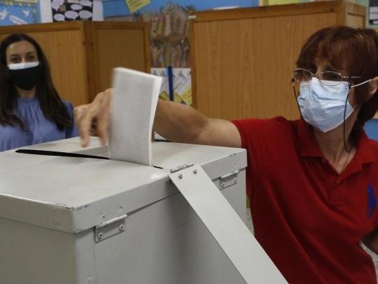 Zypern - Parlamentswahl im griechischen Teil der Insel