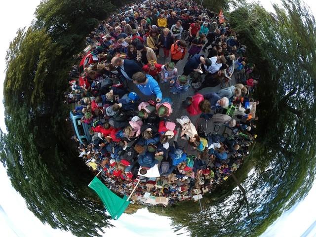 Weltweiter Weckruf: Millionen streiken für eine aktive Klimapolitik