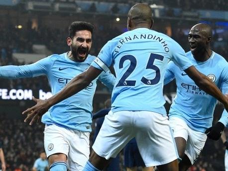 Premier League: Gündogan leitet Manchester Citys Sieg ein