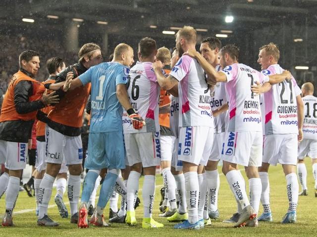 Live: LASK kämpft gegen Club Brügge um die Champions League