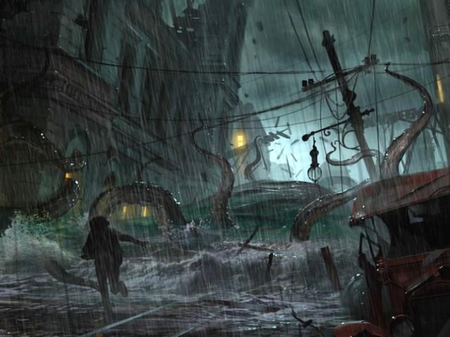 The Sinking City - Teaser-Trailer: Von Lovecraft inspiriertes Ermittlungsspiel in einer offenen Welt