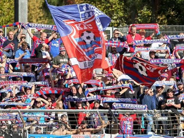 Im Niederrheinpokal: KFC bestreitet erstes Pflichtspiel seit über drei Jahren in Krefeld