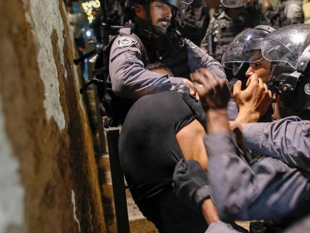 Neue Zusammenstöße: Festnahmen und Verletzte bei Unruhen in Jerusalem