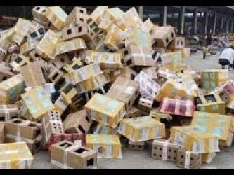China: 4.000 tote Haustiere in Boxen aufgefunden
