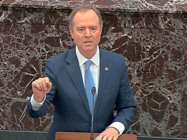 24-Stunden-Plädoyer: Das letzte Gefecht der Demokraten im Amtsenthebungsverfahren