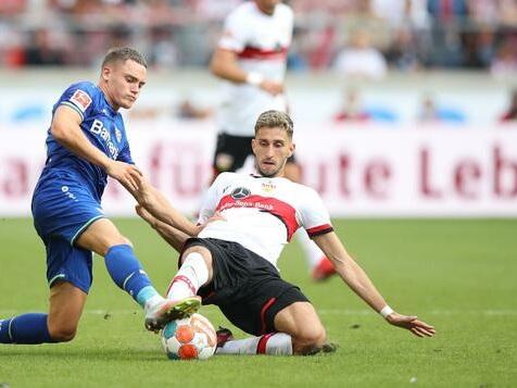 Bayer Leverkusen gewinnt 3:1 beim VfB Stuttgart