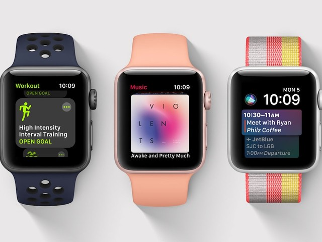 Apple akzeptiert ab 01. April 2018 keine watchOS 1 Apps mehr