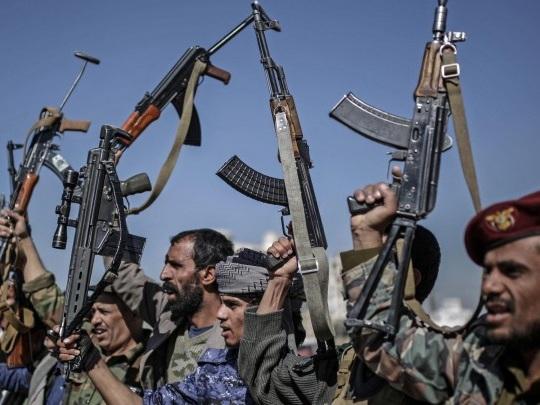 Jemen - Huthi-Rebellen greifen saudischen Flughafen an