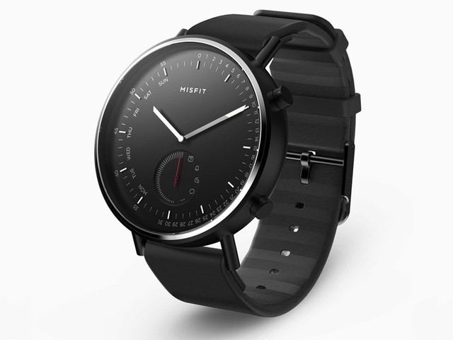 Misfit Command: Hybrid-Uhr offiziell vorgestellt