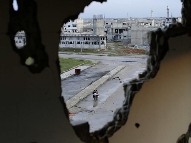 Warum der Krieg in Syrien eskaliert