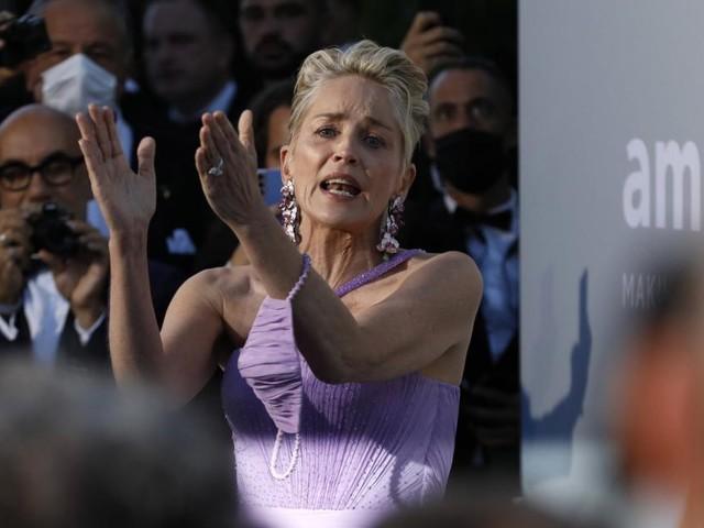 Sharon Stone wurde wegen Impf-Forderung am Set mit Kündigung gedroht