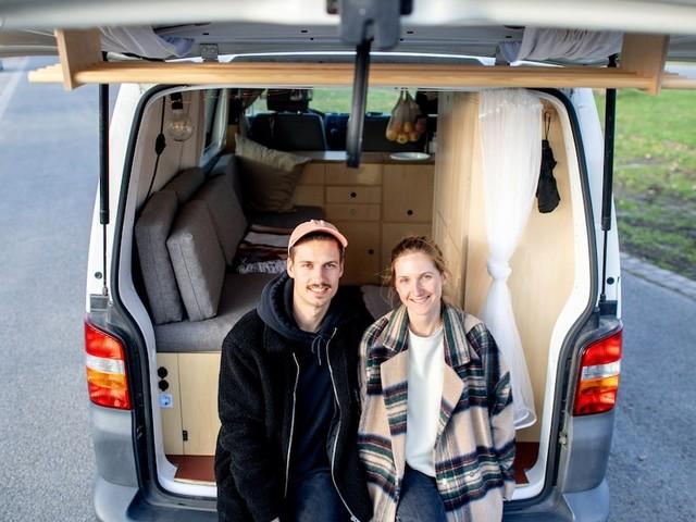 Immer beliebter - Camper-Van selber ausbauen - zwei Paare verwirklichen ihren Traum