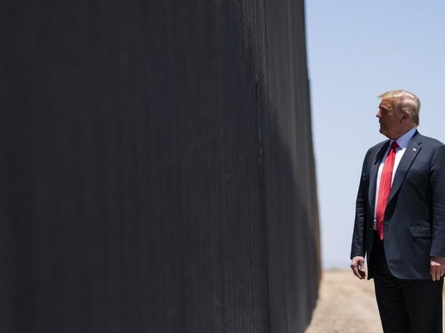 USA: Was Biden mit Trumps Mauer-Milliarden vorhat