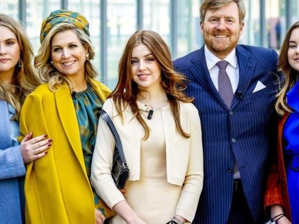 Royals: Königin Máxima: Dank Corona mehr Zeit für Familie