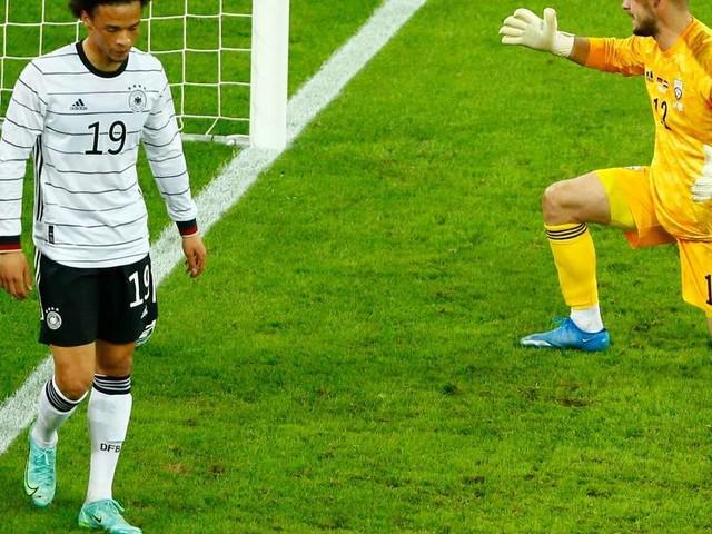 Sané droht bei der EM die Bankrolle - auch wegen Bayern-Kollege Müller