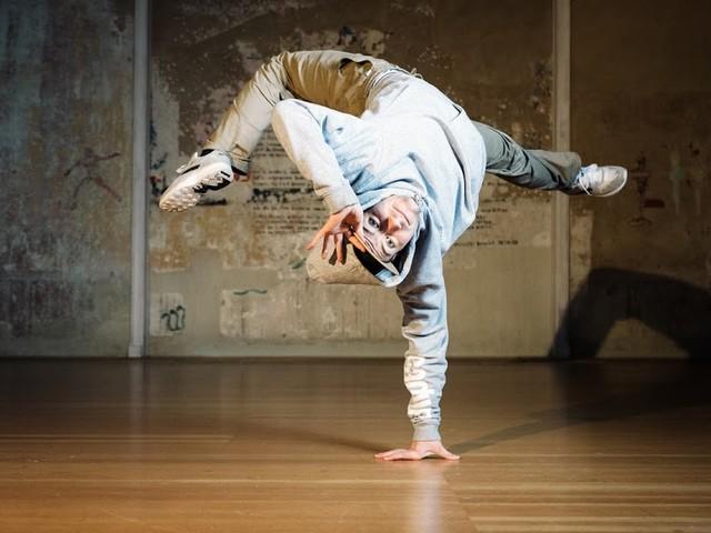 Dance Till you break - The Saxonz | ZDF Mediathek Tipp über eine deutsche Breakdance Crew