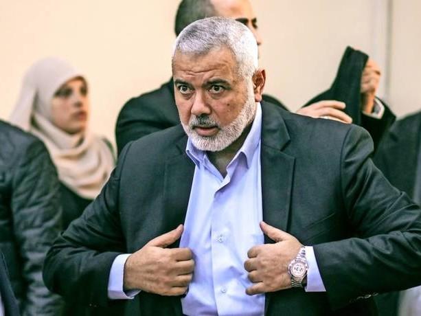 Gaza-Streifen: Hamas bestätigt ihren Chef Hanija im Amt
