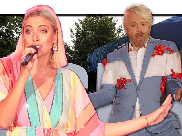 Ross Antony lädt DSDS-Star Pauline Wagner zu sich in die Show ein