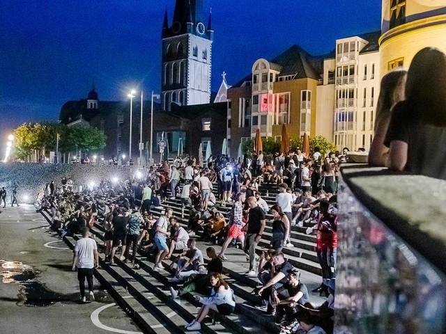 SPD-Vorschlag: Menschenansammlungen sollen mit technischer Hilfe verhindert werden