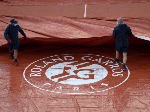 Tennis: Frankreich erlaubt mehr Zuschauer bei French Open