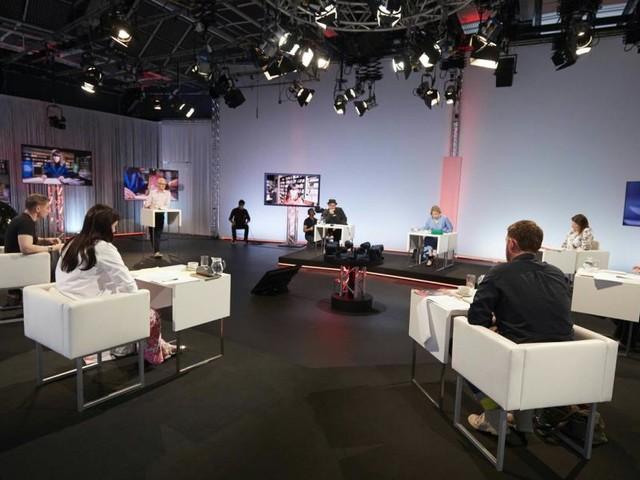 Bachmann-Preis, Tag 2: Erbsenpüree, Leserqual und ein Vogel