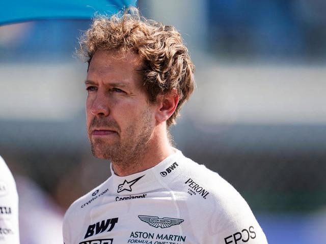 Formel 1: Offiziell! Sebastian Vettel fährt weiter für Aston Martin