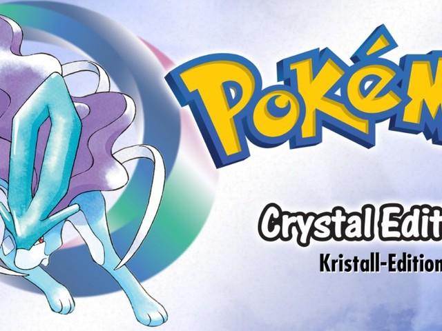 Pokémon Kristall-Edition erscheint im Januar 2018 im eShop für 2DS und 3DS
