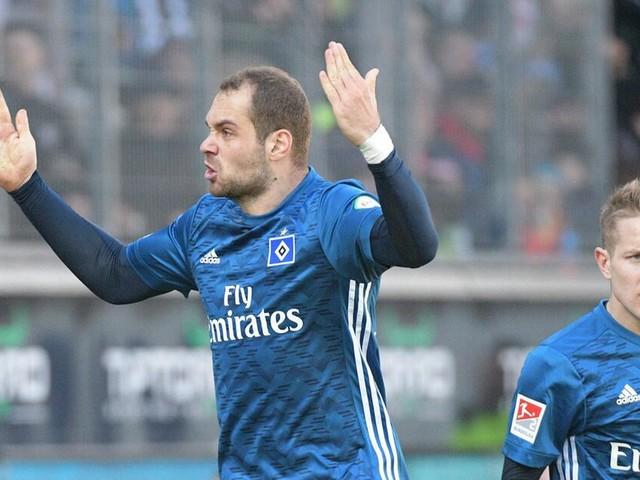 Lasogga beschert HSV 2:2 in Heidenheim - Union erzwingt Rang zwei