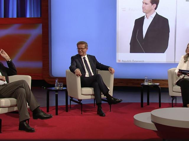 """ORF-Talk zum Kurz-Rücktritt: """"Attentate müssen tödlich sein"""""""