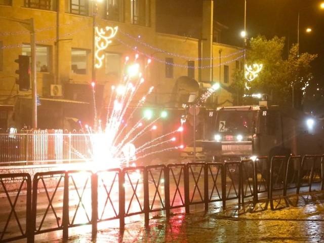 """Erdogan erblickt """"Terrorstaat"""": Neue Straßenschlachten in Jerusalem"""