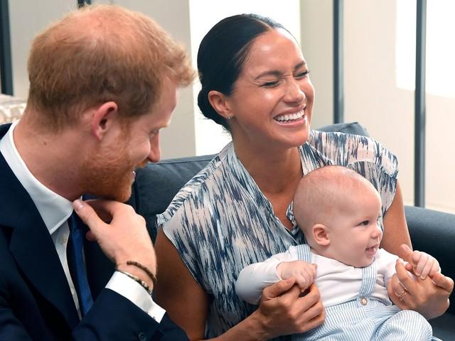 In den USA? So feierten Harry, Meghan & Archie Thanksgiving