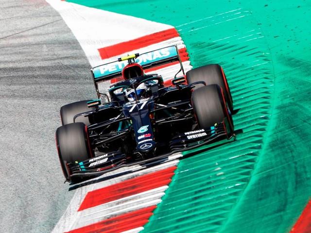 Bottas rast auf die Pole Position - Schwere Zeiten für Vettel