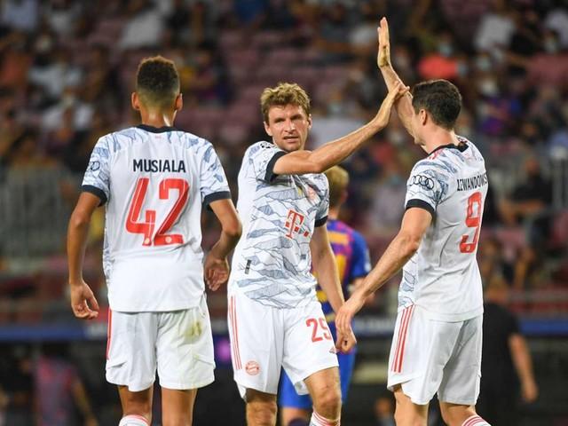 FC Bayern gewinnt bei Barca: Abgeklärtes 3:0 zum Start der Champions League