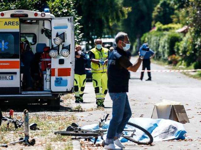 Italien: Mann erschießt spielende Kinder und 84-Jährigen