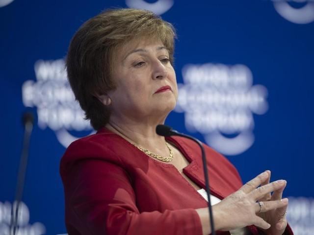 Lagarde-Nachfolge: Europäer wollen Bulgarin Georgiewa an der IWF-Spitze