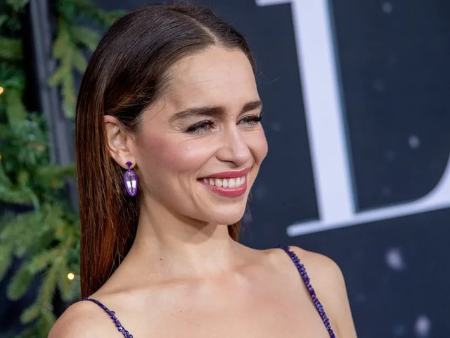 """Emilia Clarke: """"GoT""""-Macher haben mich zu Nacktszenen gedrängt"""