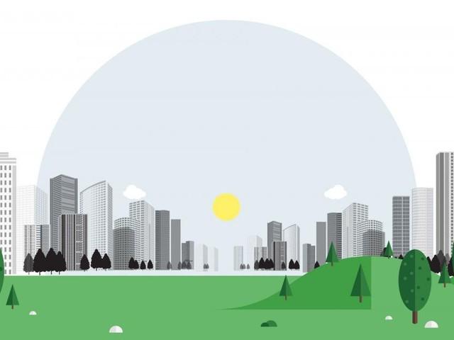 Heiße Städte: Begrünung bringt nicht überall gleich viel