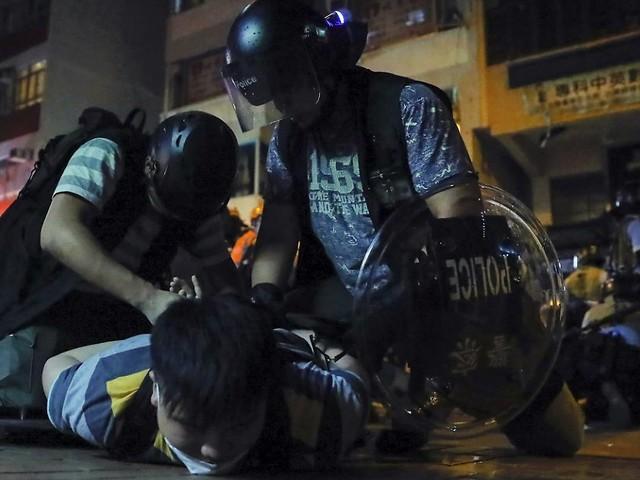 Chinas Regime offenbart Schwäche: Diktatoren bleibt nur Gewalt als Lösung