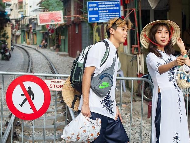 Zu gefährlich für Selfies: Spektakuläre Train Street in Hanoi gesperrt